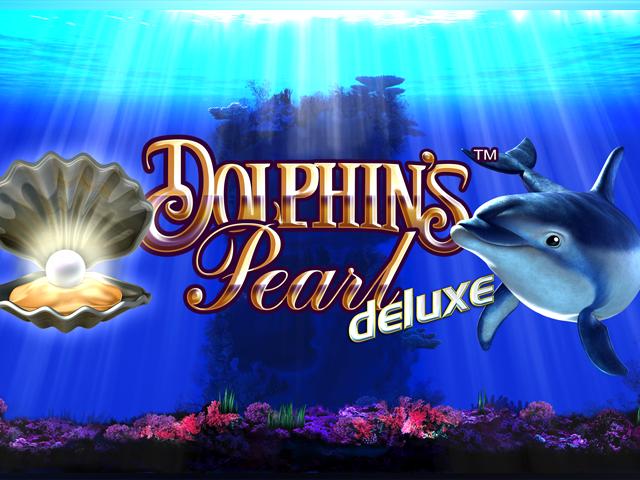 В игровой автомат Dolphin's Pearl Deluxe играть бесплатно