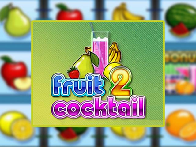 Игровой автомат Fruit Cocktail 2 — играть онлайн
