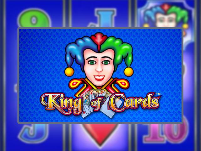 В игровой автомат King of Cards играть бесплатно