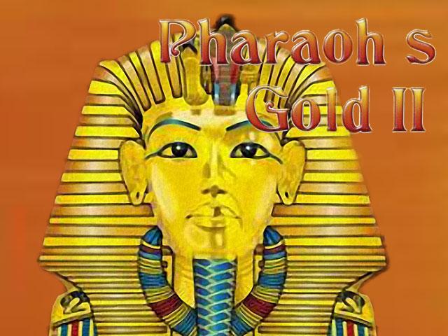 Игровой слот Pharaohs Gold II — играть бесплатно