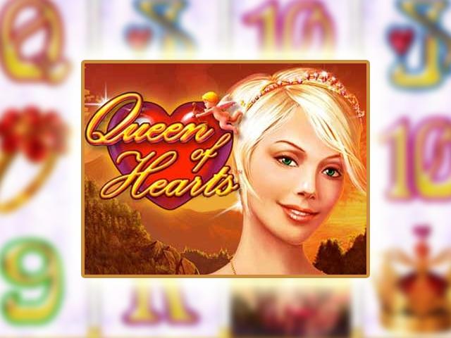 Игровой аппарат Queen Of Hearts — играть онлайн