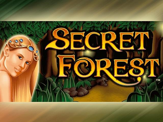 Игровой автомат Secret Forest — играть онлайн
