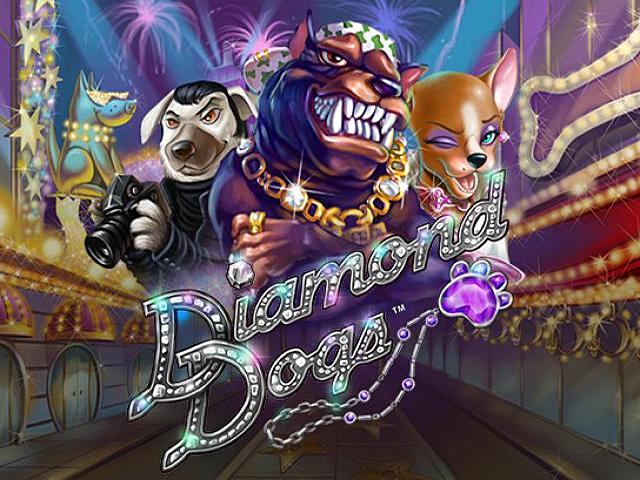 Игровой слот Diamond Dogs — играть онлайн