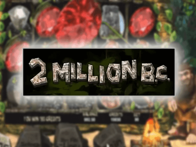 В игровой аппарат 2 Million B C играть бесплатно