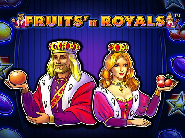 Игровой аппарат Fruits and Royals — играть бесплатно