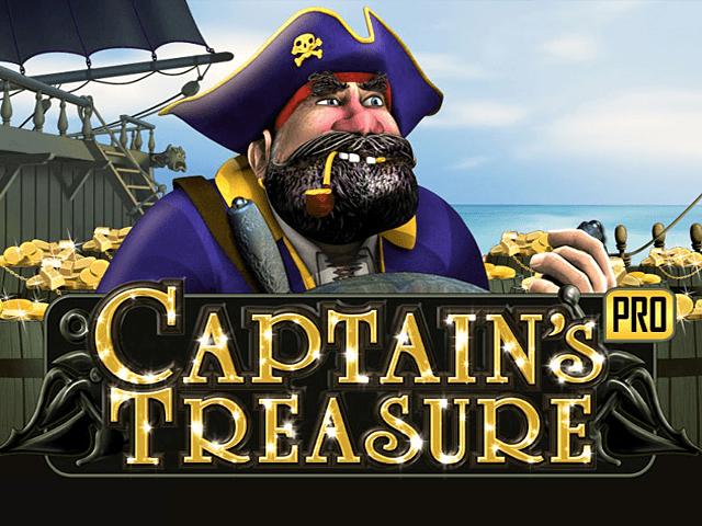 В игровой слот Captain's Treasure играть онлайн