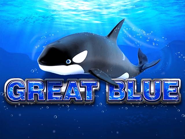 Игровой автомат Great Blue — играть бесплатно